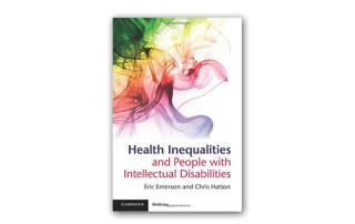 Health Inequalities Book on Amazon